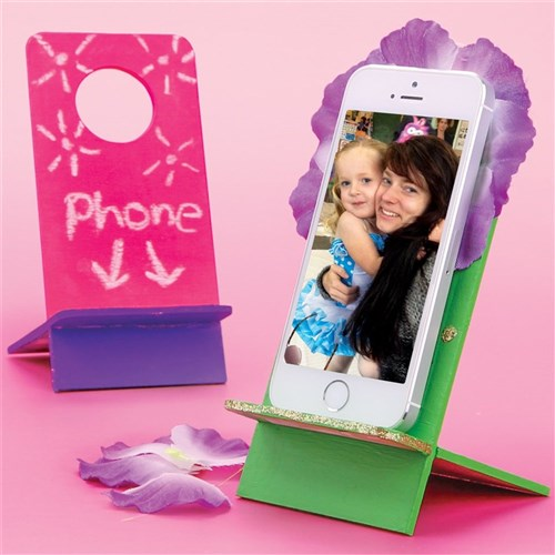 Pretty Wooden Mobile Phone Holders