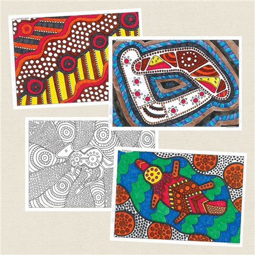 NAIDOC Colouring In Sheets NAIDOC Week CleverPatch