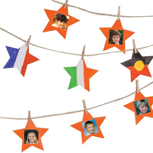 Harmony Day Garland Paper Amp Card Cleverpatch Art